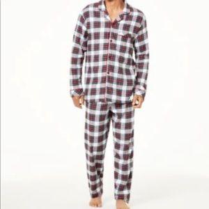 Family Christmas Holiday Stewart Plaid Pajamas